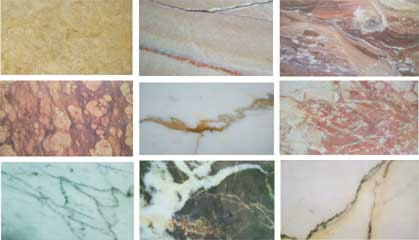 Kitchen Countertops - Stone Types and Finishes