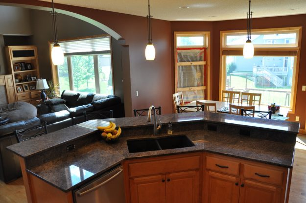 At Granite Unlimited, Inc., We Have Been Providing Beautiful Natural Stone  Kitchen And Bathroom Countertops For Over Twenty Five Years To Contractors,  ...