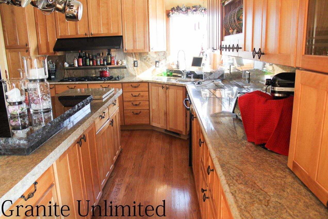 Granite Kitchen Countertops Add Value To Homes In