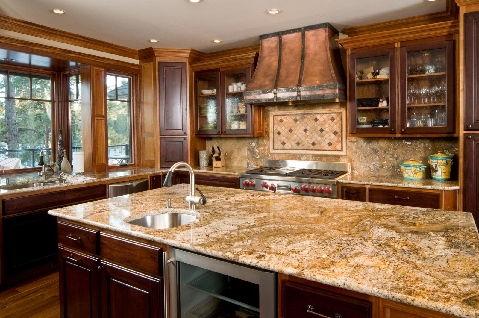 Granite Countertop fo Kitchen