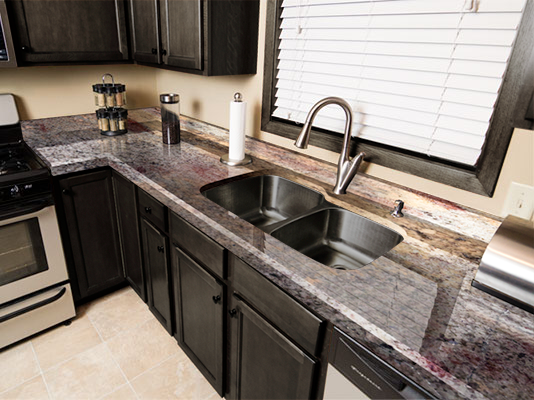 How updating your Kitchen or Bath with Stone or Granite Countertops on