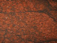 Red Dragon – Granite stone