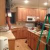 Kitchen granite counters