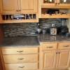 Kitchen granite fabrication