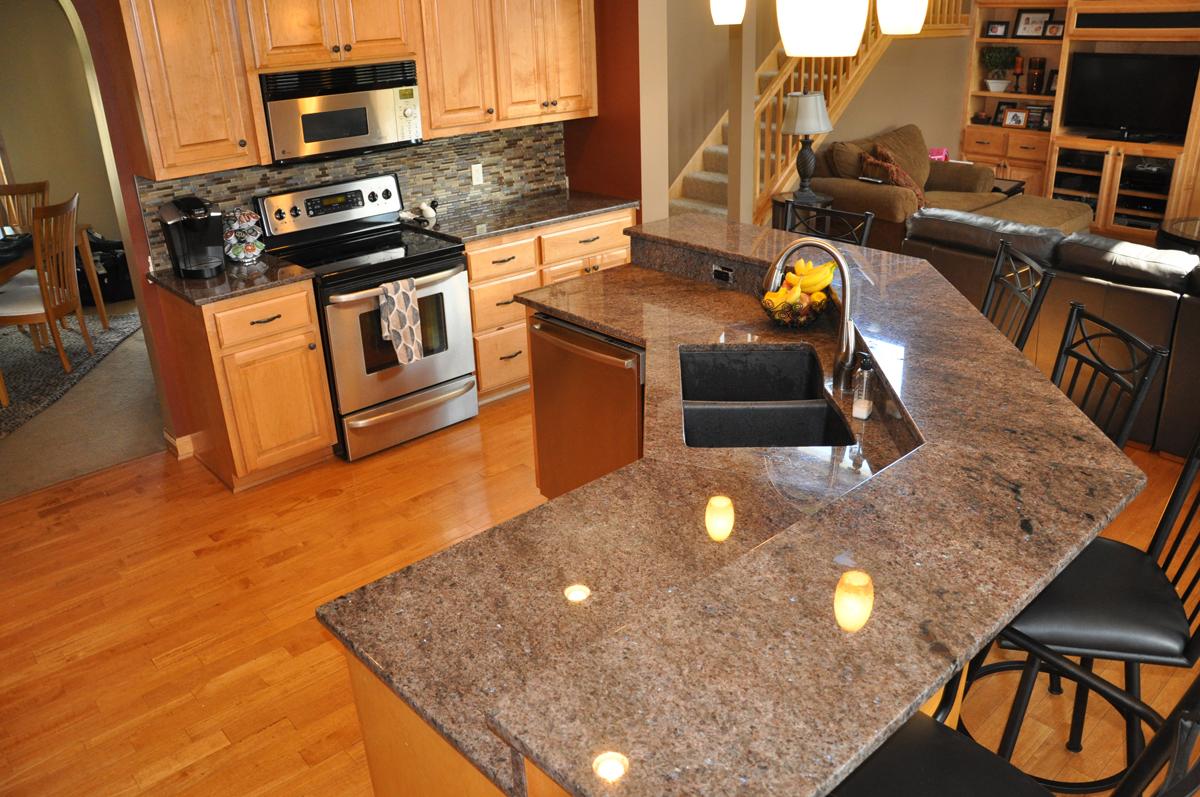 Kitchen Countertops Minneapolis, MN | Granite U0026 Quartz Counters  Bloomington, St Paul U0026 Plymouth   Granite Unlimited Inc.