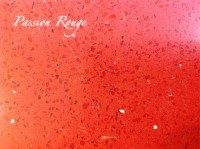 Passion rouge – Quartz handstone