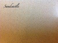 Sandcastle – Quartz handstone